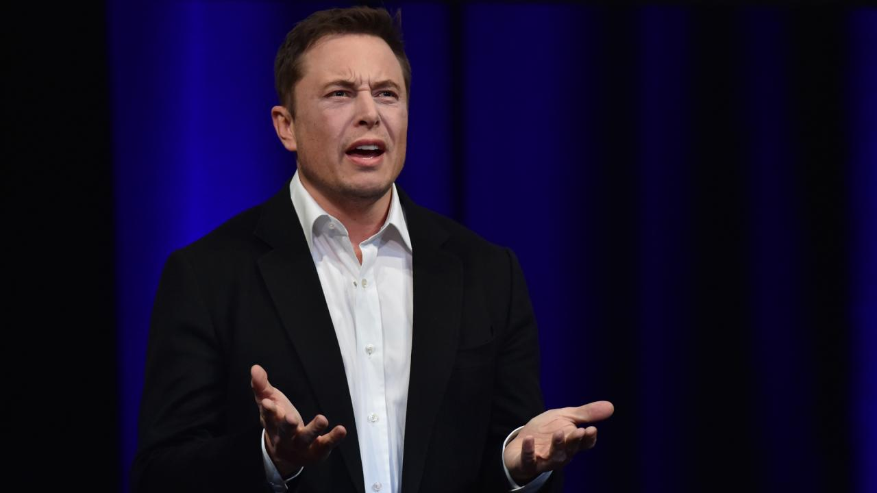 Elon Musk says Tesla may consider buying one of GM's idled plants