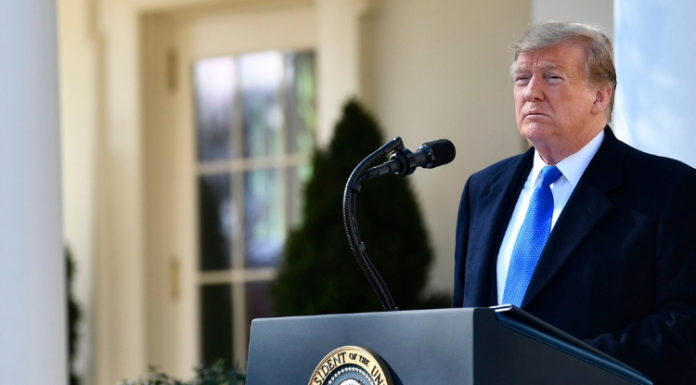 Trump's Declares a National Emergency At the Border