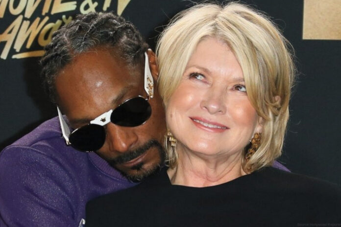 Martha Stewart Partners With Largest Pot Producer To Develop CBD Products