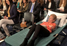 Woman With Severe Chronic Pain Testifies To Congress Smarter Pain Relief Options